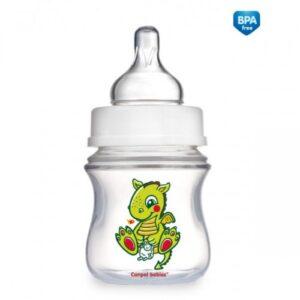 CANPOL Butelka szeroka EasyStart 120 ml symbol - 35/100