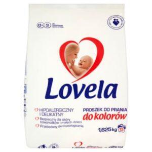 LOVELA Proszek do prania dla dzieci kolor 1,625kg