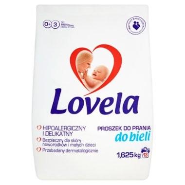 LOVELA Proszek do prania dla dzieci biały 1,625kg