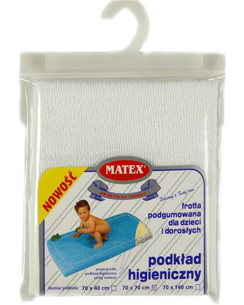BABYMATEX Podkład higieniczny 70x140cm