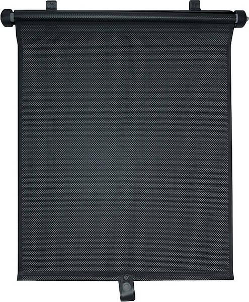 MARKAS Roletka przeciwsłoneczna samochodowa Czarna gładka AZ-SAA-110
