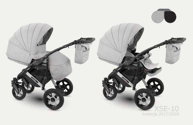 CAMARELO SEVILLA XSE Wózek wielofunkcyjny 2w1 lub 3w1