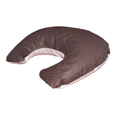 TY I MY Poduszka do karmienia miękka HEARTS silikonowa