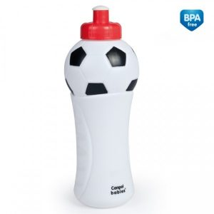 CANPOL Bidon Piłkarze 600ml 9/506