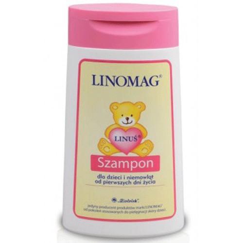 LINOMAG Szampon do włosów dla dzieci 200ml