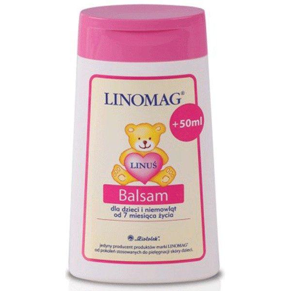LINOMAG Balsam do ciała dla dzieci i niemowląt 200ml