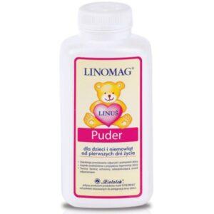 LINOMAG Puder zasypka dla dzieci 100g