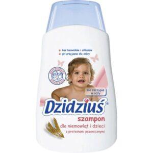 DZIDZIUŚ Hipoalergiczny szampon 300 ml