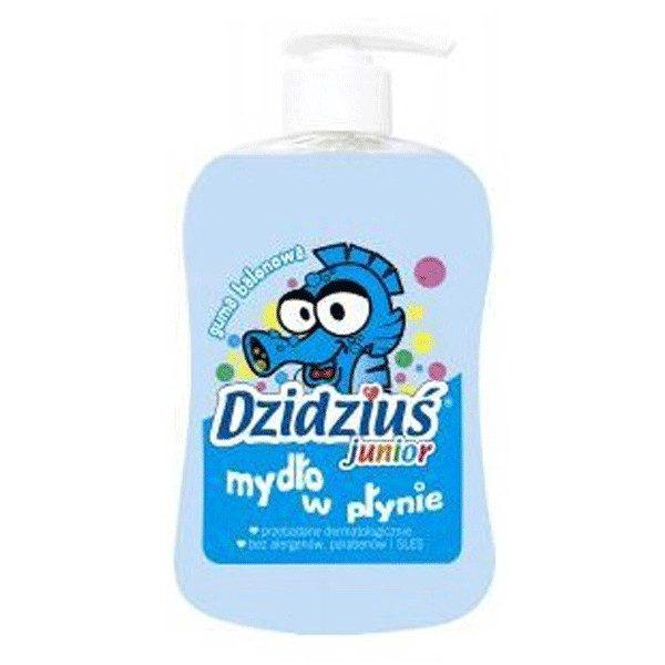 DZIDZIUŚ Mydło w płynie Junior o zapachu gumy balonowej 300 ml