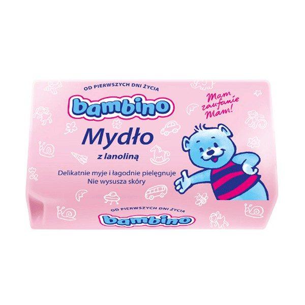 BAMBINO Mydło pielęgnacyjne 90g