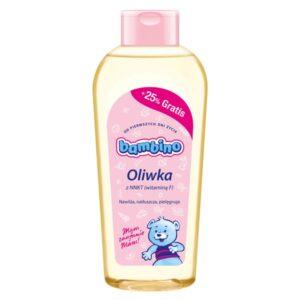 BAMBINO Oliwka pielęgnacyjna dla niemowląt 300 ml