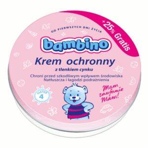 BAMBINO Krem ochronny dla dzieci i niemowląt 75 ml