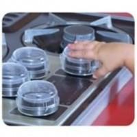 DREAMBABY Nakładki zabezpieczające pokrętła kuchenki i piekarnika F/141