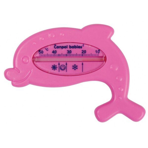 CANPOL Termometr kąpielowy bezrtęciowy DELFINEK 2/782