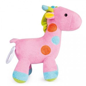 CANPOL Pluszowa zabawka z pozytywką Żyrafka 67/002