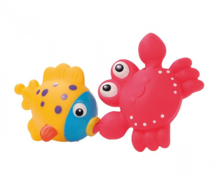 CANPOL Zabawki do kąpieli Kolorowy Ocean 2/988
