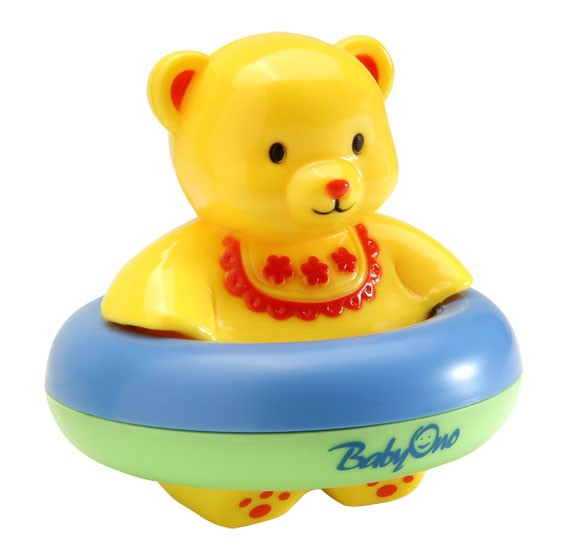 BABY ONO Zabawka do wanny pływający miś 260