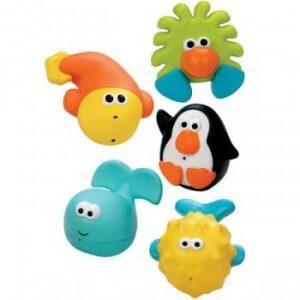 SASSY Zabawka do kąpieli Kąpielowi przyjaciele S-10026