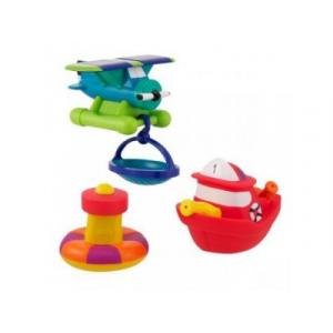 SASSY Zabawka do kąpieli Zestaw małego ratownika S-10071