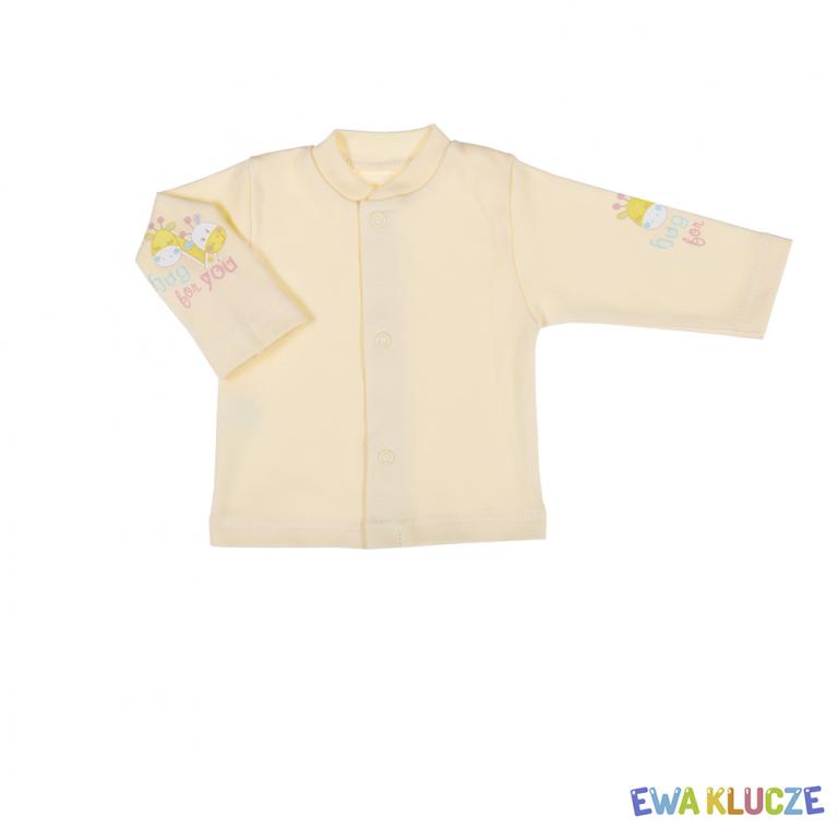 EWA KLUCZE Kaftanik niemowlęcy Sito 56-62cm