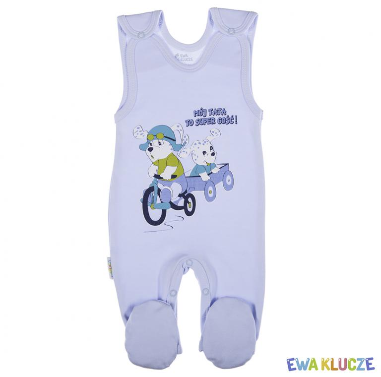 EWA KLUCZE Śpiochy niemowlęce Rodzinka 56-86cm