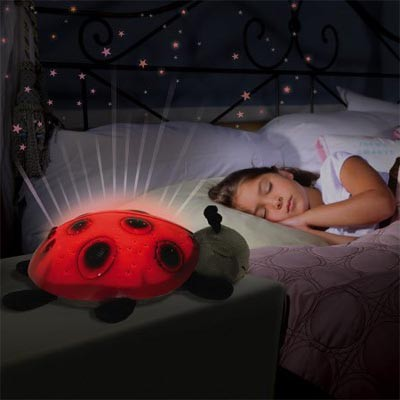 CLOUD B Lampka nocna Magiczne konstelacje Biedronka