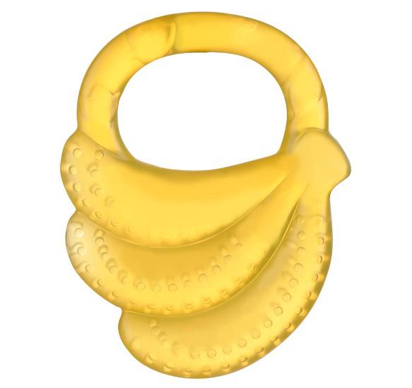BABY ONO Gryzaczek Pierwsze Ząbki Żelowy do schładzania Banan 1016