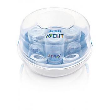AVENT Mikrofalowy sterylizator parowy SCF281/02