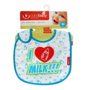 BOBOBABY Śliniak dla dzieci S-M2P 1szt. 12m+