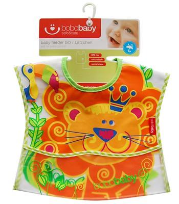 BOBOBABY Śliniak dla dzieci S-D18 1szt. 12m+