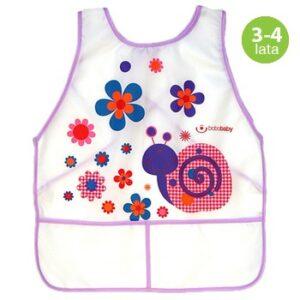 BOBOBABY Śliniak fartuch S-F10 Small dla dzieci 1szt. 36m+