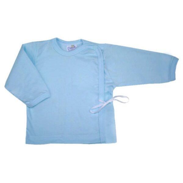 EWA KLUCZE Koszulka niemowlęca wiązana 56-68cm