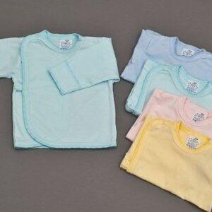 EWA KLUCZE Koszulka niemowlęca z rękawiczką