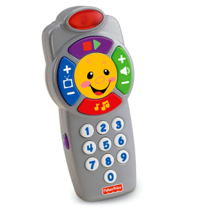 FISHER PRICE Wesoły pilot