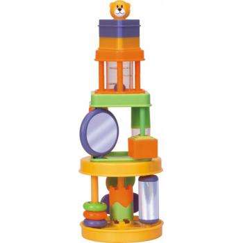 BABY MIX Wieża 987 Edukacyjna i interaktywna zabawka