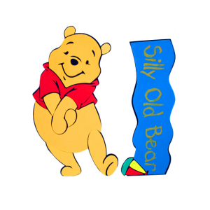 DISNEY Dekoracja ścienna dla dzieci KUBUŚ SRDF-1007N