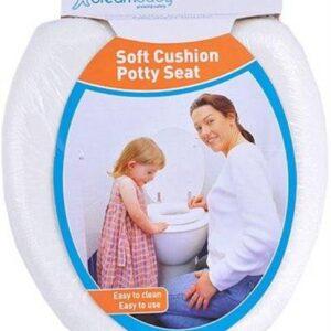 DREAMBABY Miękka nakładka sedesowa WC dla dzieci PCR604