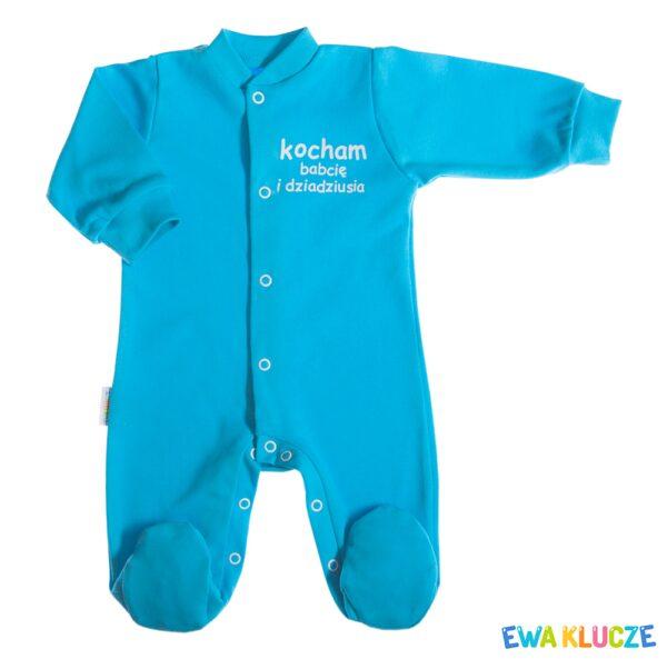 EWA KLUCZE Pajacyk niemowlęcy Kaja 56-62cm