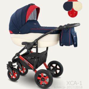 CAMARELO CARERA XCA Wózek wielofunkcyjny 2w1 lub 3w1
