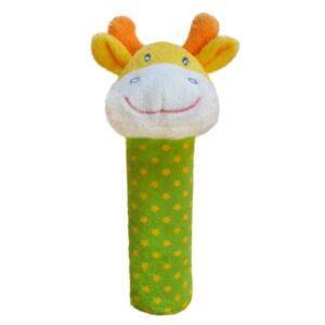 BOBOBABY Piszczek pluszowy ZW-5 żyrafa