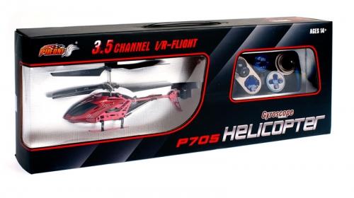 MEGA CREATIVE Helikopter sterowany pilotem IR/C 315691