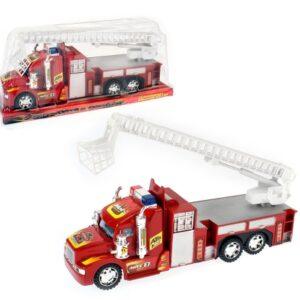 MEGA CREATIVE Auto plastikowe Straż Pożarna 302071