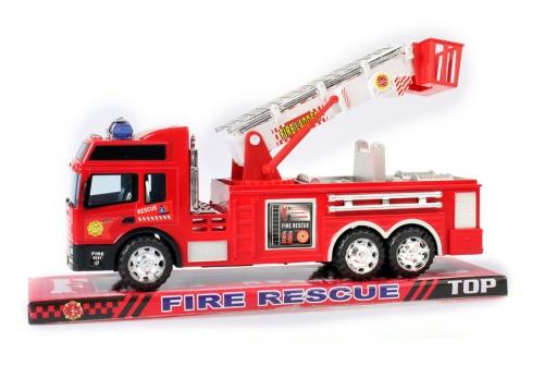 MEGA CREATIVE Auto plastikowe Straż Pożarna 293948