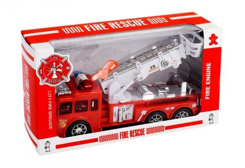 MEGA CREATIVE Auto Straż Pożarna dźwięk i światło 296280