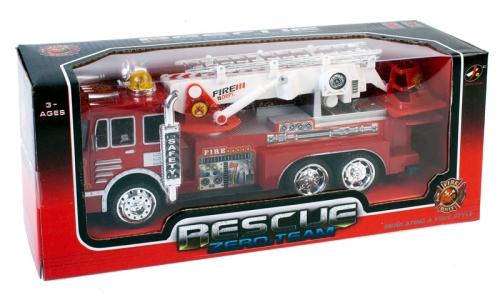 MEGA CREATIVE Auto plastikowe Straż Pożarna 319857