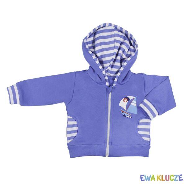 EWA KLUCZE Dres chłopięcy bawełna Tropical 62-86cm