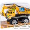 MEGA CREATIVE Auto ciężarowe z koparką 966-11 PBX 12