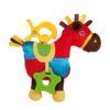 CANPOL Pluszowa zabawka z klipsem z kolekcji Zamkowa 68/038