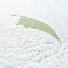 SENSILLO Materac Gryka-Pianka-Kokos Luxe Aloe Vera 120x60x11cm