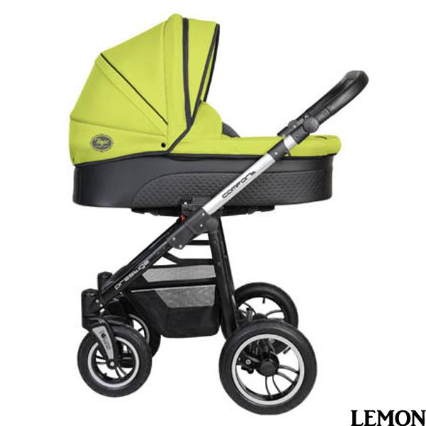 DORJAN Basic Comfort Leather wózek 2w1 lub 3w1